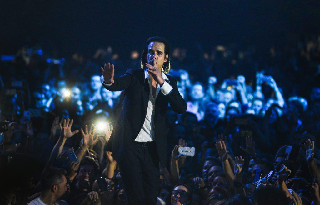 Nick Cave And The Bad Seeds - Beogradska arena 28.10.2017.